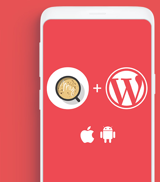 MyAppuccino and WordPress